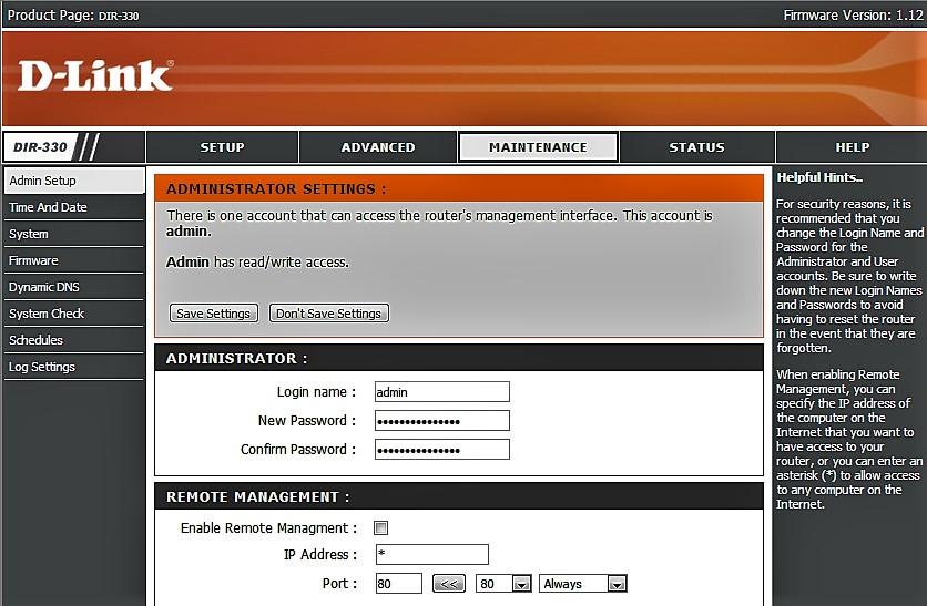 como acessar as configurações do endereço de ip