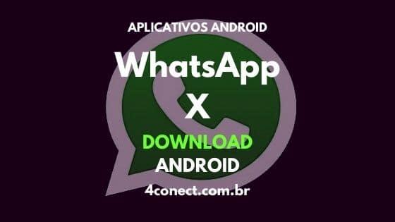 whatsapp x download apk