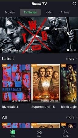 baixar brasil tv new atualizado para celular android