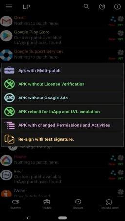 lucky patcher atualizado para dispositivos android