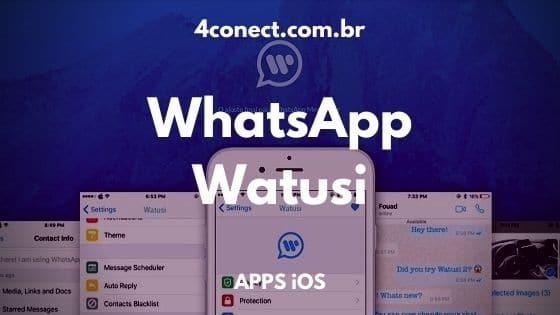 whatsapp watusi ios download para iphone e ipad