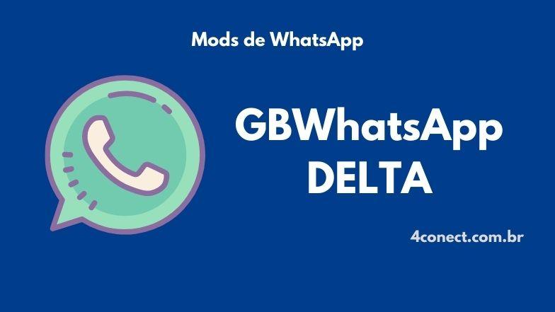 gbwhatsapp delta apk atualizado 2021 para android