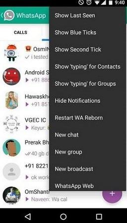 baixar whatsapp plus reborn apk atualizado versão mais recente