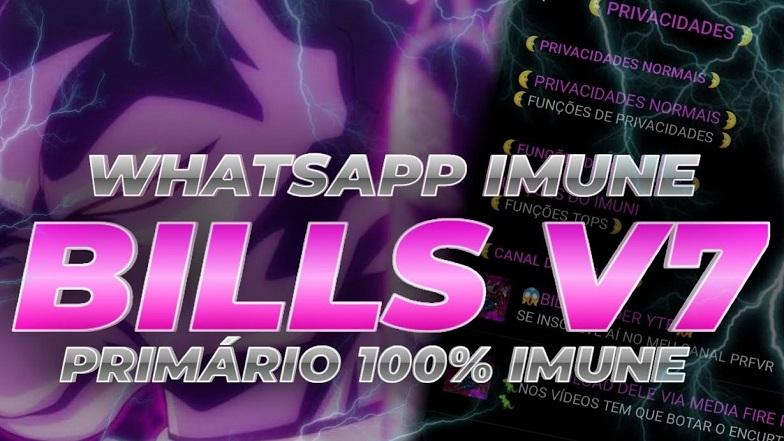 whatsapp imune bills v7 apk para android