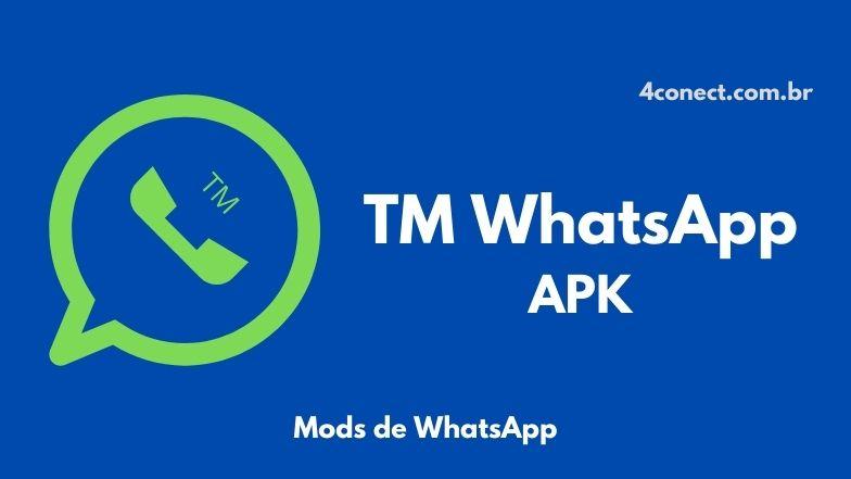 baixar tm whatsapp apk atualizado 2021 para android